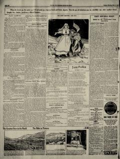 Abilene Morning Reporter News, May 01, 1927, Page 20