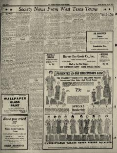 Abilene Morning Reporter News, May 08, 1927, p. 8