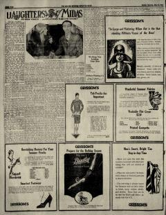 Abilene Morning Reporter News, May 08, 1927, Page 16