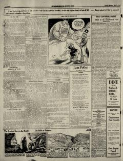Abilene Morning Reporter News, May 08, 1927, Page 20