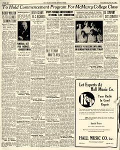 Abilene Morning Reporter News, May 24, 1931, Page 6