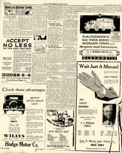 Abilene Morning Reporter News, May 24, 1931, Page 18