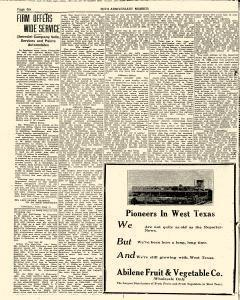 Abilene Morning Reporter News, May 24, 1931, Page 26