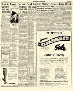 Abilene Morning Reporter News, January 03, 1937, Page 3