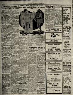 Abilene Morning Reporter, January 04, 1925, Page 14