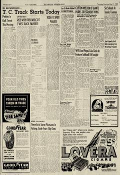Abilene Reporter News, May 12, 1938, Page 8