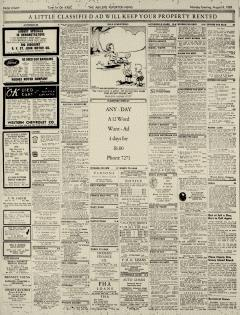 Abilene Reporter News, August 08, 1938, Page 16
