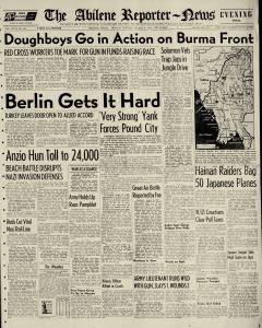 Abilene Reporter News, March 06, 1944, Page 11