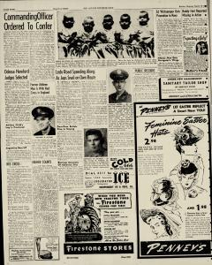 Abilene Reporter News, March 19, 1944, Page 16