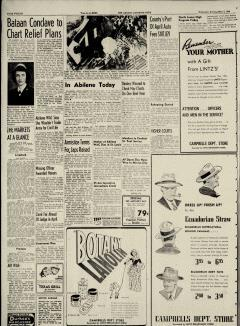 Abilene Reporter News, May 03, 1944, Page 22