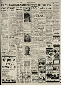 Abilene Reporter News, May 27, 1944, Page 6