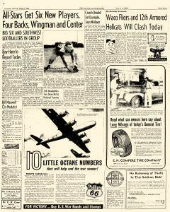 Abilene Reporter News, August 09, 1944, Page 9