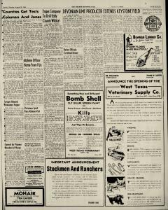 Abilene Reporter News, August 20, 1944, Page 11
