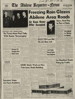 Abilene Reporter News, January 13, 1954, Page 2