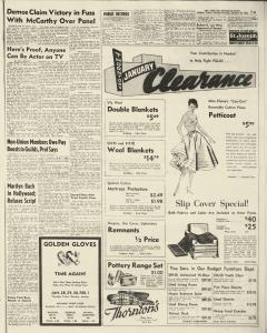 Abilene Reporter News, January 25, 1954, Page 51