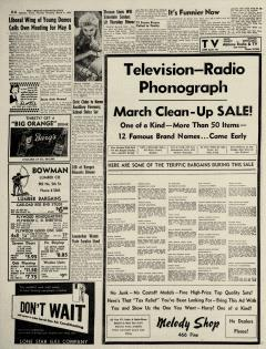 Abilene Reporter News, March 09, 1954, Page 6