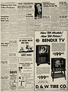 Abilene Reporter News, March 09, 1954, Page 9