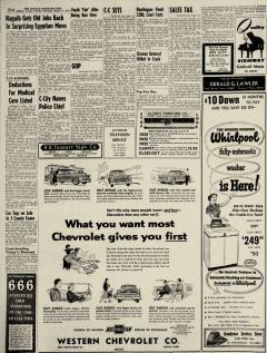 Abilene Reporter News, March 09, 1954, Page 12
