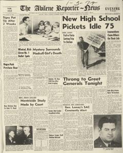 Abilene Reporter News, March 09, 1954, Page 23