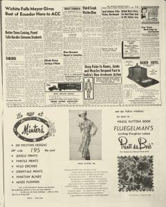 Abilene Reporter News, March 09, 1954, Page 25