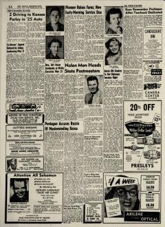 Abilene Reporter News, May 16, 1954, Page 6