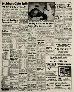 Abilene Reporter News, August 03, 1954, Page 9