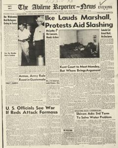 Abilene Reporter News, August 04, 1954, Page 13