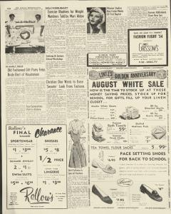 Abilene Reporter News, August 12, 1954, Page 4