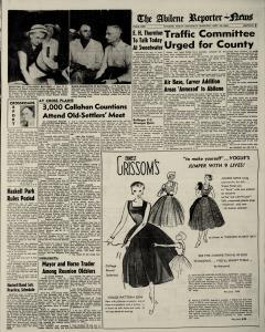 Abilene Reporter News, August 14, 1954, Page 19