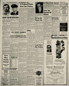 Abilene Reporter News, August 21, 1954, Page 16