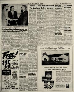 Abilene Reporter News, August 22, 1954, Page 8