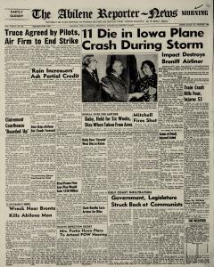 Abilene Reporter News, August 23, 1954, Page 22