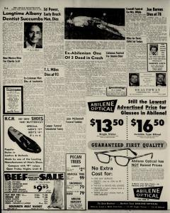 Abilene Reporter News, March 10, 1962, Page 3