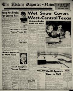 Abilene Reporter News, March 14, 1962, Page 2