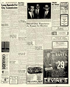 Abilene Reporter News, May 04, 1962, Page 74