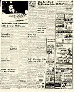Abilene Reporter News, May 21, 1962, Page 6