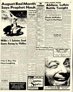 Abilene Reporter News, August 07, 1962, Page 26