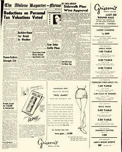 Abilene Reporter News, August 07, 1962, Page 11