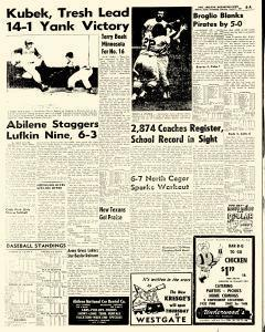 Abilene Reporter News, August 08, 1962, Page 6