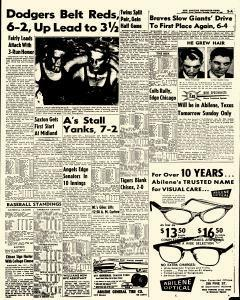 Abilene Reporter News, August 18, 1962, Page 29