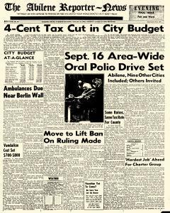 Abilene Reporter News, August 21, 1962, Page 23
