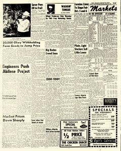 Abilene Reporter News, August 29, 1962, Page 22
