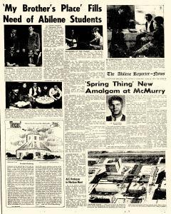 Abilene Reporter News, March 22, 1970, Page 34