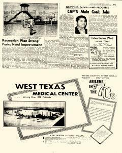 Abilene Reporter News, March 22, 1970, Page 174