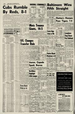Abilene Reporter News, May 10, 1970, Page 76