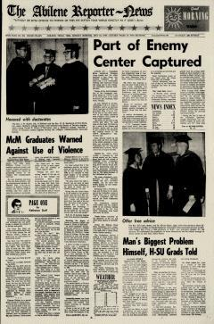 Abilene Reporter News, May 18, 1970, Page 2