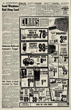 Abilene Reporter News, May 18, 1970, Page 16