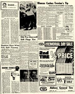 Abilene Reporter News, May 18, 1970, Page 21