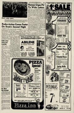 Abilene Reporter News, May 23, 1970, Page 58