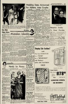 Abilene Reporter News, May 27, 1970, Page 29